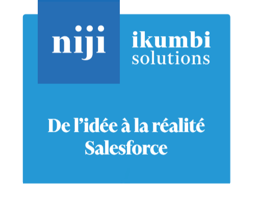 Niji & Ikumbi Solutions présents au Salesforce World Tour Paris mercredi 6 juin 2018