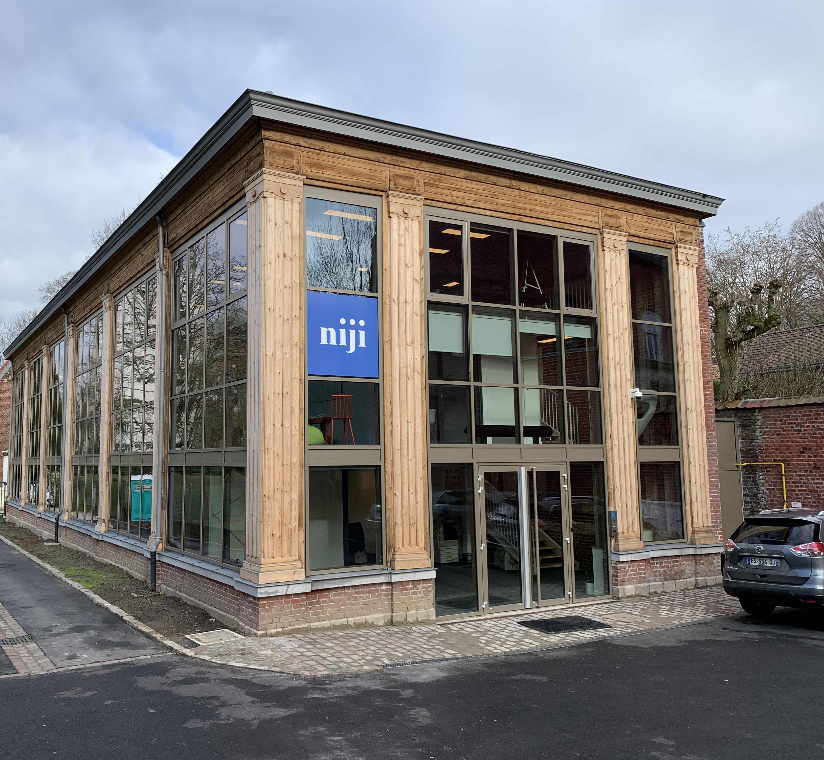 New office in Lille